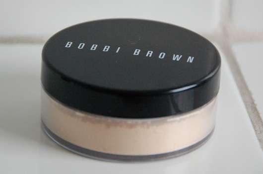 test puder bobbi brown sheer finish loose powder. Black Bedroom Furniture Sets. Home Design Ideas