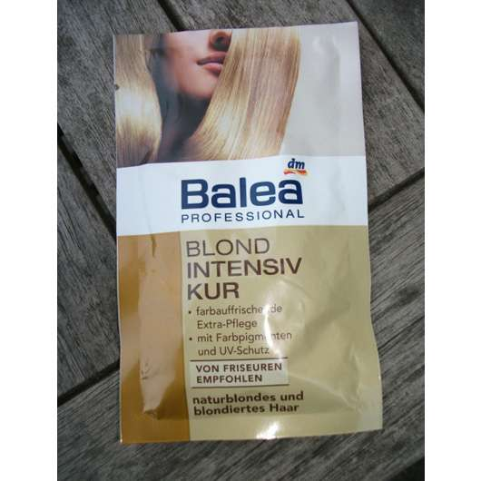 Balea Professional Blond Intensiv Kur