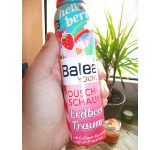 """Balea Young Duschschaum """"Erdbeertraum"""""""