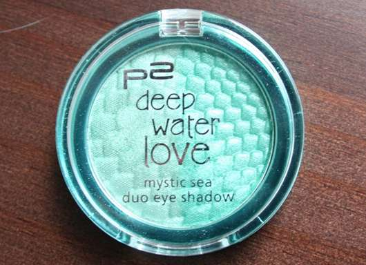 p2 deep water love mystic sea duo eyeshadow, Farbe: 010 Neptun (Limtied Edition)