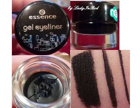 essence gel eyeliner, Farbe: 01 midnight in paris