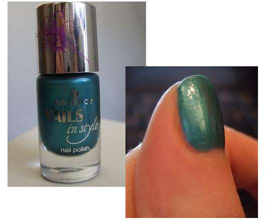 essence nails in style nail polish, Farbe: 04 style-ish, Baby! (Limited Edition)