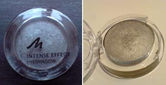 Manhattan Intense Effect Eyeshadow, Farbe: 101K Slate Grey
