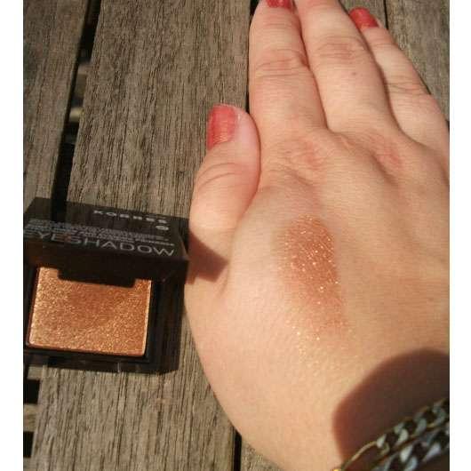 Korres Eyeshadow, Farbe: Bronze Brown