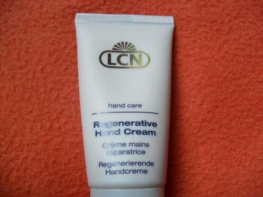 LCN Regenerative Hand Cream