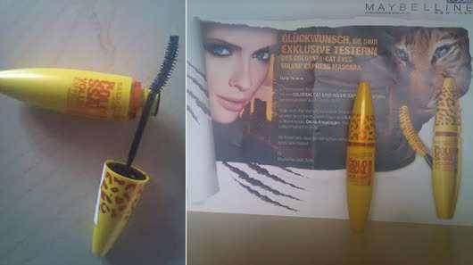Maybelline Colossal Cat Eyes Volum' Express Mascara