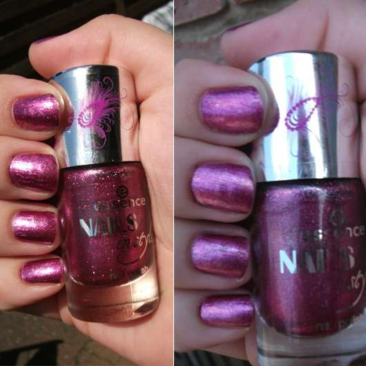 essence nails in style nail polish, Farbe: 03 style me love (Limited Edition)