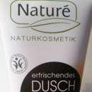 Naturé Naturkosmetik erfrischendes Duschgel Blutorange & Vanille (für alle Hauttypen)