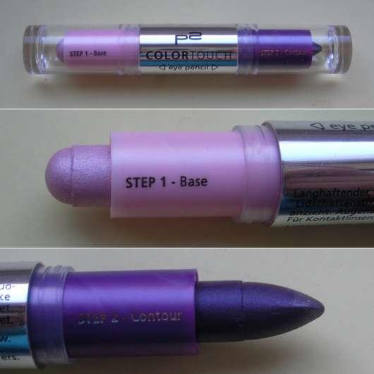 p2 color touch eye pencil, Farbe: 020 so pretty!