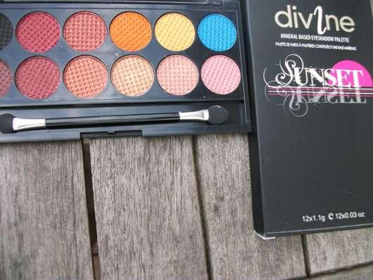 Sleek i-divine Sunset Palette