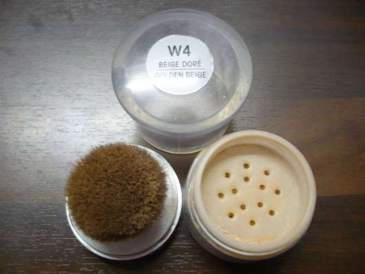 test puder l or al perfect match mineral puder farbe w4 golden beige testbericht von zoe. Black Bedroom Furniture Sets. Home Design Ideas