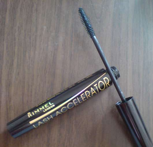 Rimmel London Lash Accelerator Mascara
