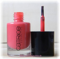 Produktbild zu Catrice Ultimate Nail Lacquer – Farbe: 170 I Scream Peach!