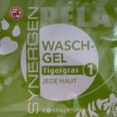 Synergen Relax Zone – Tigergras Waschgel + Tigergras Chill-Out Maske