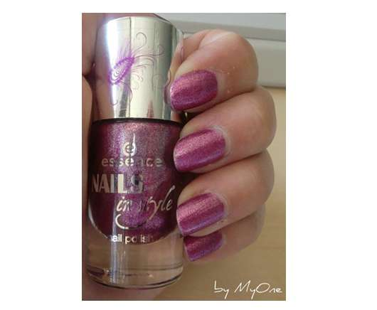 essence nail in styles nailpolish, Farbe: 03 style me love (Limited Edition)