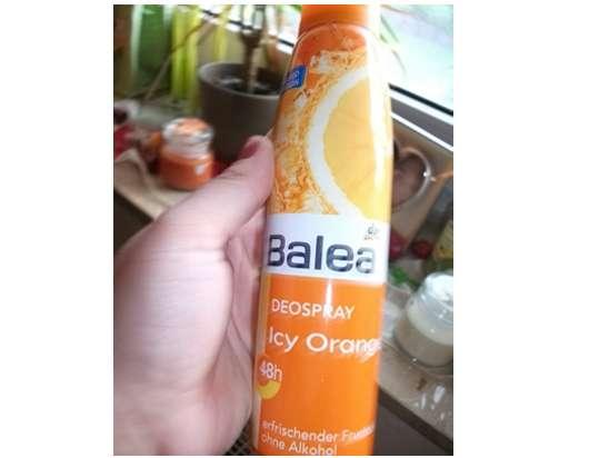 "Balea Deospray ""Icy Orange"""