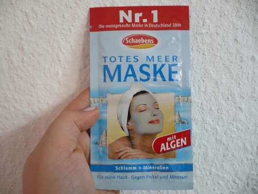 Schaebens Totes Meer Maske