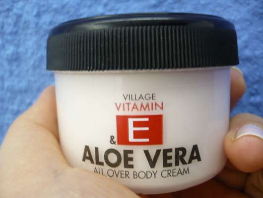 Village Vitamin E & Aloe Vera All Over Body Cream