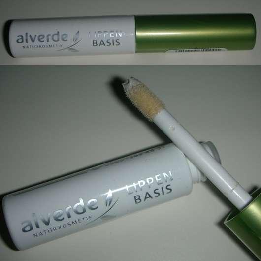 alverde Lippen-Basis