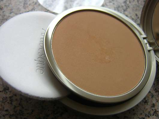 Arabesque Mineral Compact Foundation, Farbe: 19 Honig Beige