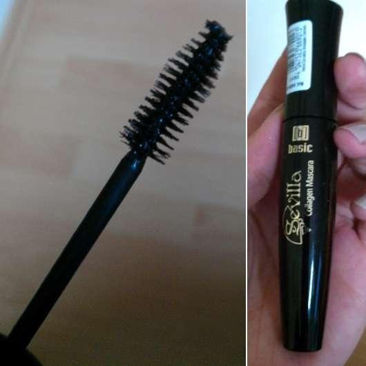 basic Sevilla Collagen Mascara, Farbe: fuego negro (Limited Edition)