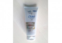 Produktbild zu Dove Hair Therapy Oil Care Nährpflege 1 Minute Kur-Spülung