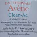 Eau Thermale Avène Clean-Ac Seifenfreie Reinigungscreme