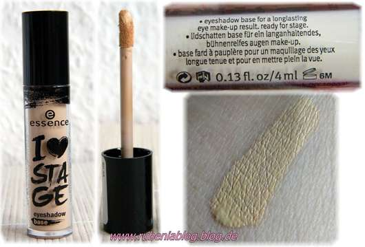 essence I love stage eyeshadow base