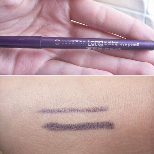 essence long lasting eye pencil, Farbe: 08 touch of glam