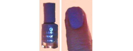 essence colour & go quick drying nail polish, Farbe: 27 no more drama