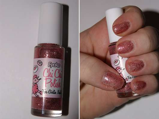 Eyeko Chi Chi Polish For Girlie Nails