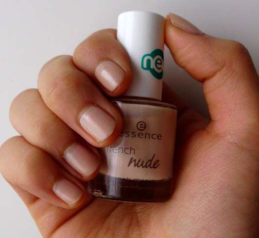 essence french nude french manicure nail polish, Farbe: 05 simply nude