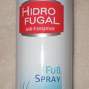 Hidro Fugal Anti-Transpirant Fuß Spray