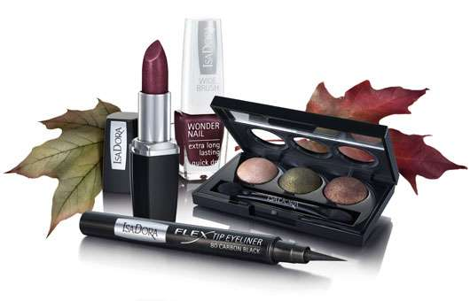 "IsaDora Herbst Make-up 2011 ""Forest Groove"""