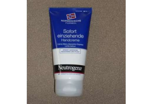 Neutrogena Sofort einziehende Handcreme