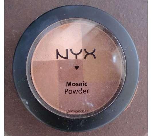 NYX Mosaic Powder, Farbe: 02 Latte