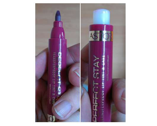 "Astor Perfect Stay Transferproof Lip Tint & Care, Farbe: 103 ""Rosewood Blush"""