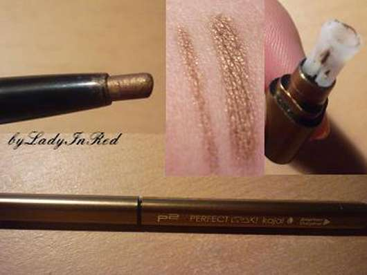 p2 Perfect Look! Kajal, Farbe: 030 bronze