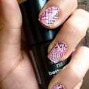 essence studio nails nail fashion sticker, Design: 03 catwalk