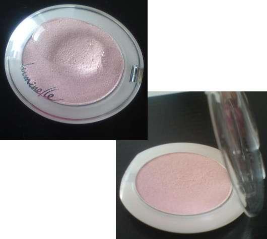 Yves Rocher Luminelle Pearl Lidschatten, Farbe: Puder-Rosé