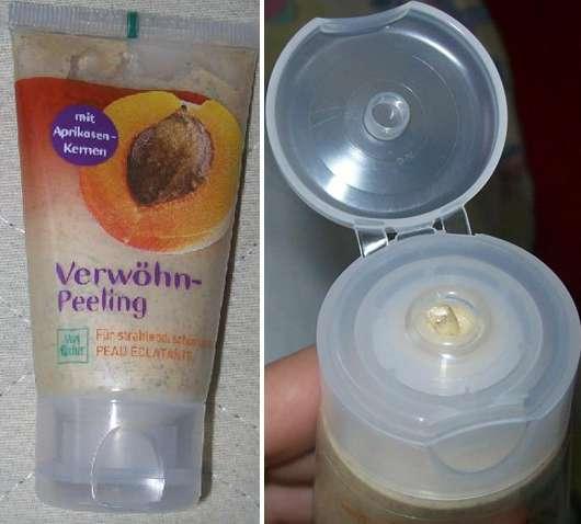 Yves Rocher Verwöhn-Peeling mit Aprikosen-Kernen