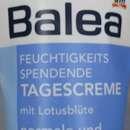 Balea Feuchtigkeitsspendende Tagescreme für normale und Mischhaut
