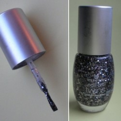 Produktbild zu essence nail art twins glitter topper – Farbe: 07 blair