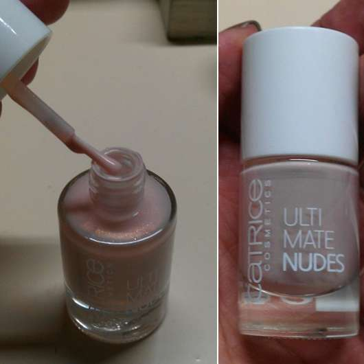 Catrice Ultimate Nudes Nail Lacquer, Farbe: 060 Mona Lisa Is Staring Back