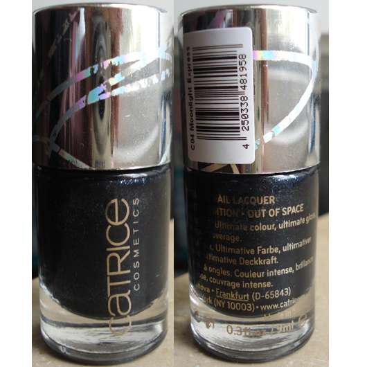 "Catrice Ultimate Nail Lacquer, Farbe:. C04 Moonlight Express (""Out of Space"" LE)"