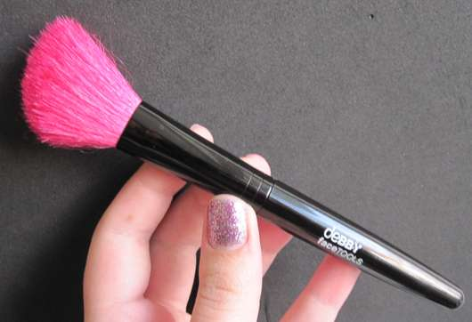 debby face tools blush brush