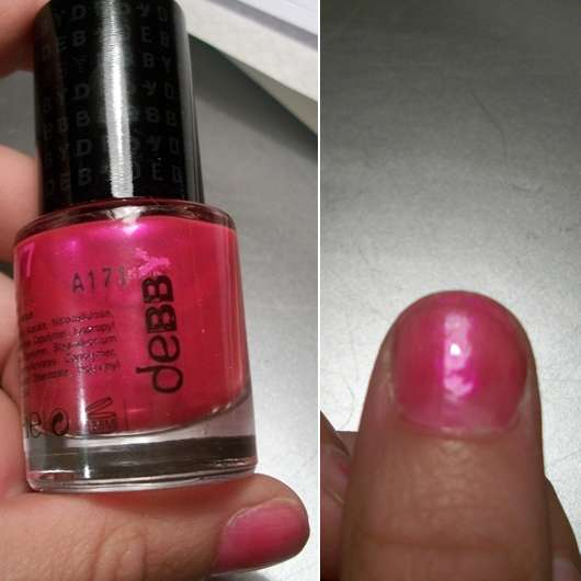 debby color play nail polish, Farbnr.: 77