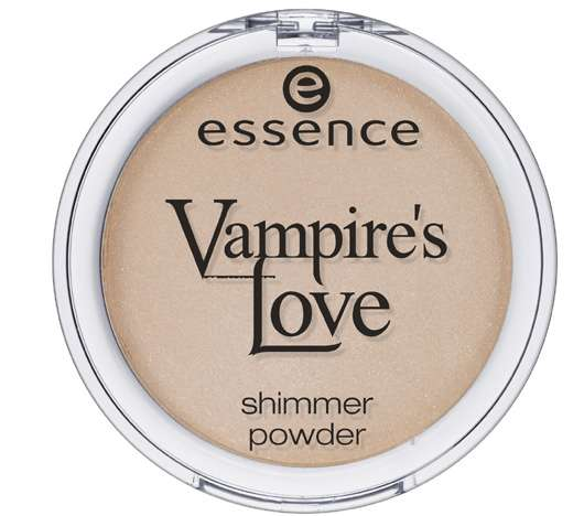 "essence trend edition ""vampire's love"""