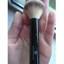 Produktbild zu essence powder & blush brush