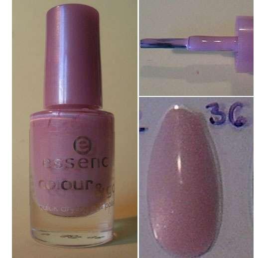 essence colour & go nail polish, Farbe: 36 enchanted fairy